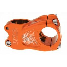 Attacco manubrio Wag 50 Arancio