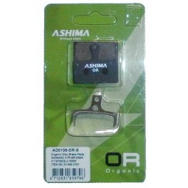Pastiglie Ashima Shimano  XTR- XT organiche