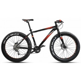 "Fat Bike 26"" Deore Disk 2x10"