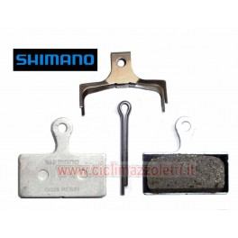 Pastiglie Shimano G02A XTR XT SLX