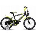 "Bicicletta bimbo 16"" Roar Giallo"