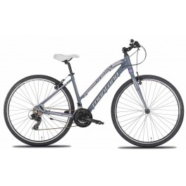 Bicicletta Trekking XCross Lady 3x7 STI