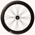 Ruote Fixed H70 Incrocio 4x8 Nero