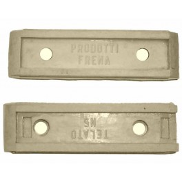 Gomme Pedale Vintage Tipo B