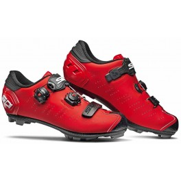 Scarpe Sidi Dragon5 Matt Red ciclimazzoletti.it