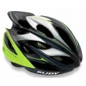 Casco Rudy Project  Windmax Graphite Lime Fluo