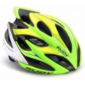 Casco Rudy Project  Windmax Lime Fluo Blue Lucido
