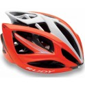 Casco Rudy Project  Airstorm White Red Shiny