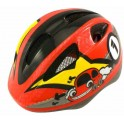 Casco Bimbo Car Red