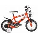 """Bicicletta bimbo 12"""" Bolt Azzurra"""