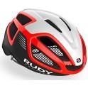 Casco Rudy Project  Spectrum Red Matte - Black Shiny