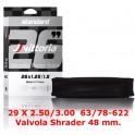 Camera d'aria Vittoria Standard V.48 Presta 29x2.50/3.00