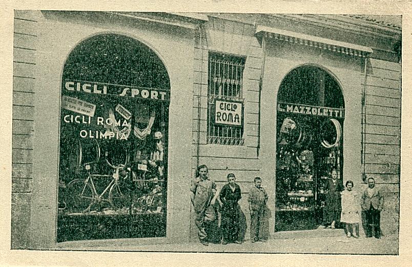 Corso Magenta 1938 Brescia